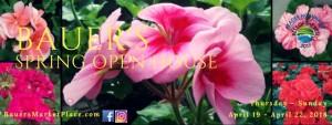 Bauer's Annual Open House, Spring Kickoff Days @ Bauer's Market & Garden Center | La Crescent | Minnesota | United States