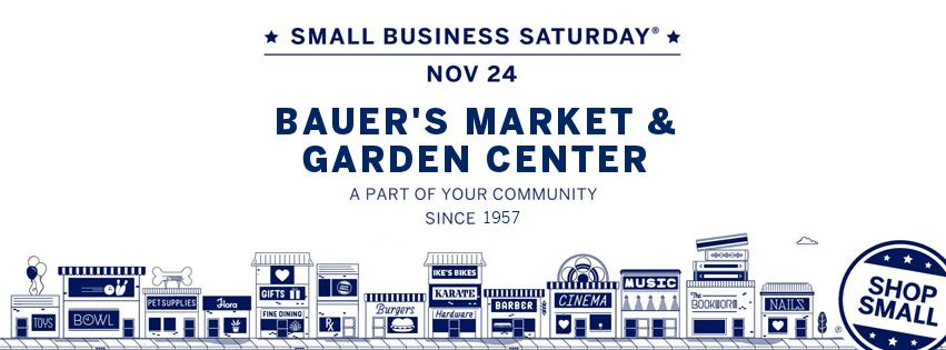 Weekend Forecast | November 23: Holiday Open House & Small Business Saturday