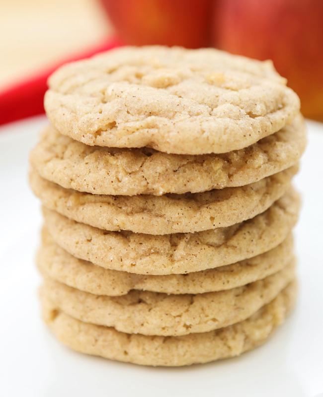 Appledoodle Cookies