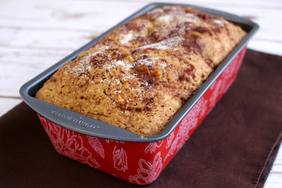 Amish Apple Bread